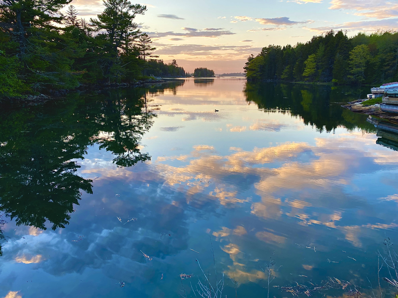 Kerri Kelley's photo of Love's Cove in Southport won the June #LCNme365 photo contest. Kelley will receive a $50 gift certificate to Riverside Butcher Co. courtesy of Maine Septic Solution, the sponsor of the June contest, and a canvas print of her photo courtesy of Mail It 4 U, of Newcastle.