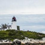 Burnt Island Light Looks Good for Its Age