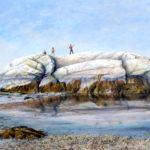 Jane Herbert and Marnie Sinclair Exhibit at Salt Pond Studio