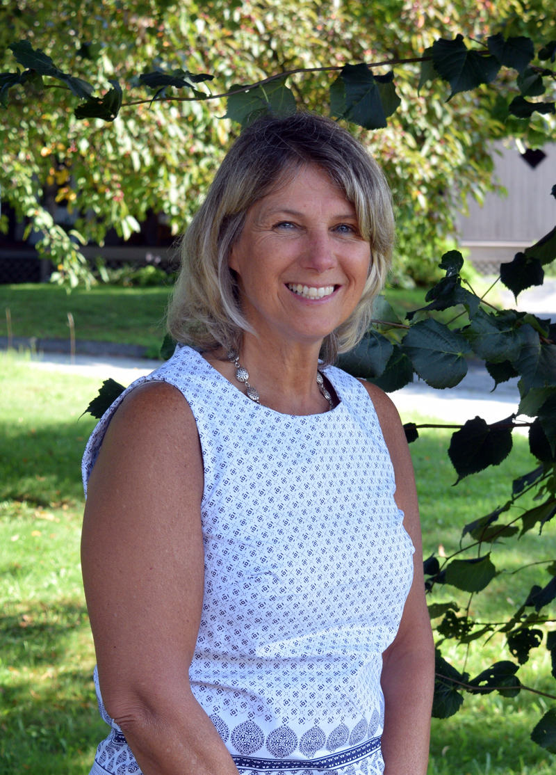Principal Kathleen Pastore officially joined the Wiscasset Elementary School team on July 1 following over 30 years working as an educator and administrator in Massachusetts school systems. (Nate Poole photo)
