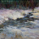 Sue Kibbe at Saltwater Artists Gallery