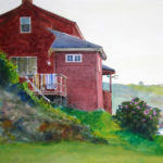 Artist of the Month at Waldoboro Public Library