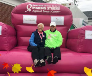 The Making Strides Against Breast Cancer walk committee is preparing for this year's event on Sunday, Oct. 3.