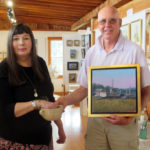 Patrons Appreciated at Pemaquid Art Gallery