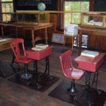 Take a Trip Back in Time at the Washington Schoolhouse