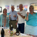 Saltwater Gallery Celebrate Auction Proceeds