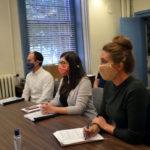 Commissioners Review Updated Hazard Mitigation Plan