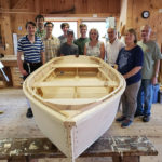 One Spot Left in Bobby Ives' Boatbuilding Class