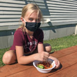 NCS Third Graders Whip Up Nutritious Dishes