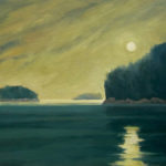 Two Favorite Artists, Two Contrasting Approaches at Pemaquid Art Gallery