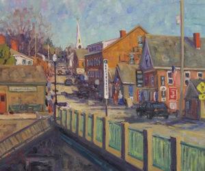 """""""From the Bridge,"""" by Erik Minzner."""
