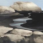 Pam Cabanas Paintings at Salt Pond Studio
