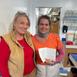 Saltwater Gallery Donates to Seagull Shop