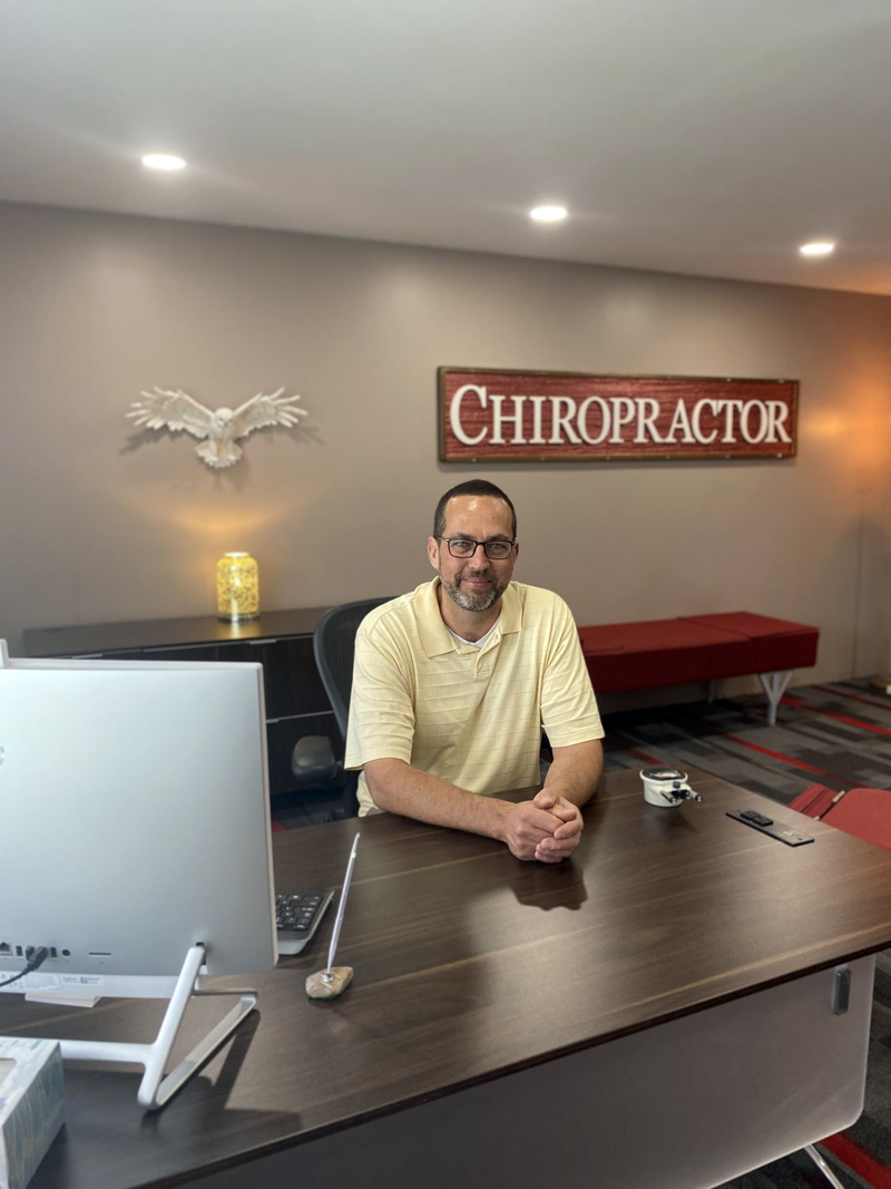 Dr. Thomas White has opened Spine By Design Chiropractic in Rockland. The practice was formerly located in Damariscotta.